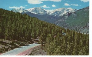 US    PC3980  MT YPSILON, ROCKY MOUNTAIN NATIONAL PARK, COLORADO