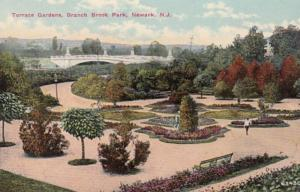 New Jersey Newark Branch Brook Park Terrace Gardens