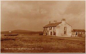 The Cat and Fiddle Inn near Buxton Derbyshire UK Unused Judges Ltd. Postcard F15