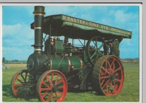 Transport; Foster 5 NHP Traction Engine Of 1926 PPC, By Dixon, Unused