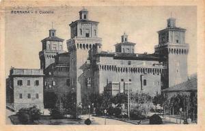 Italy Ferrara - Il Castello, Castle 1923