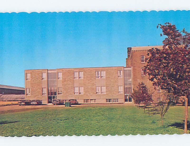 Unused Pre-1980 BUILDING SCENE North Rogersville New Brunswick NB F9951