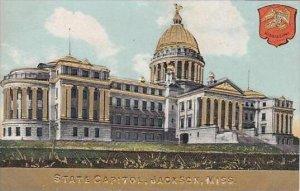 Mississippi Jackson State Capitol
