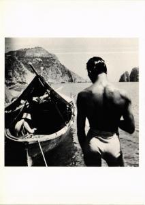 CPM HL19 Capri, Italy 1936 HERBERT LIST (d1084)