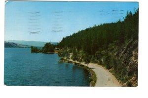 Woods Lake, Okanagan Cariboo Highway, British Columbia, Used 1956