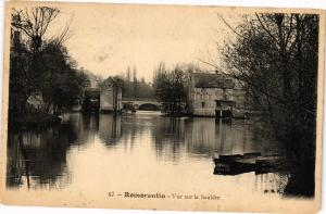 CPA ROMORANTIN - Vue sur la Sauldre (208479)