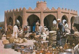 Morocco , 1950-70s ; Market