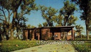 Brady Westbound Rest Area in Interstate 80, Nebraska