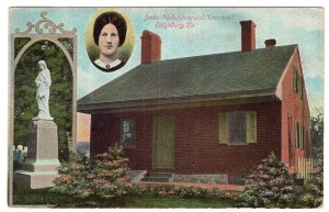 Gettysburg, Pa., Jennie Wade House and Monument
