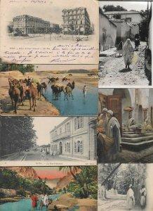 Algeria Alger Vintage Postcard Lot of 40   01.17