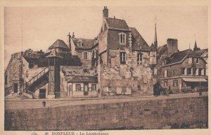 HONFLEUR, France, 1900-10s : La Lieutenance
