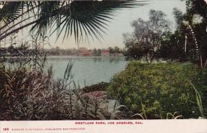 California Los Angeles Westlake Park 1910