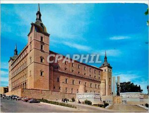 Postcard Modern Toledo Alcazar General view