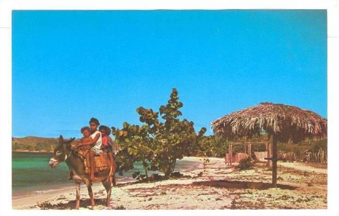 Dominican Republic La Ensenada Beach Estero Hondo Puerto Plata 40 60s