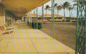 Florida Palm Beach Howard Johnson's Motor Lodge and Restaurant 1959