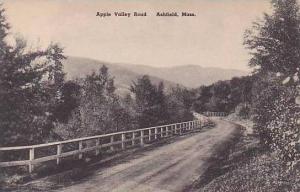 Massachusetts Ashfield Apple Valley Road Albertype