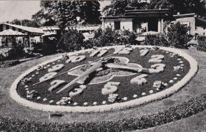 Floral Clock, L'Horloge Fleurie, GENEVE, Switzerland, 1910-1920s