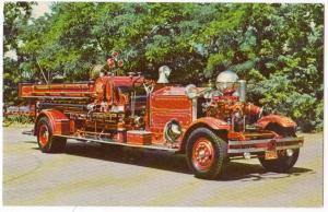 1931 Ahrens-Fox, Highland Hose Co Tarentum