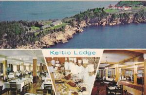 Keltic Lodge , Cape Breton, Nova Scotia , Canada, PU-1969