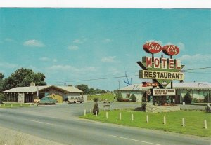 Kentucky Cave City Twin City Motel and Restaurant 1967 sk6672