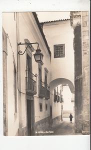 BF33193 evora rue tipica portugal  front/back image