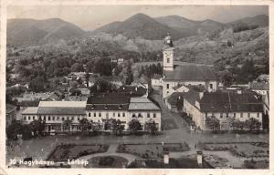 Romania Nagybanya - Latkep, Baia Mare 1913