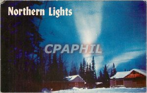 Modern Postcard THE NORTHERN LIGHTS