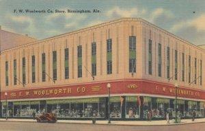 BIRMINGHAM, Alabama, 1930-40s ; F.W. Woolworth Store