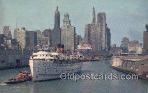 SS North American, The Georgian Bay Line Ship Unused