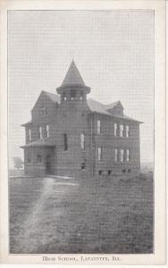 LAFAYETTE , Illinois , 00-10s ; High School