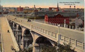 Mulberry Street Bridge Harrisburg, Pennsylvania PA