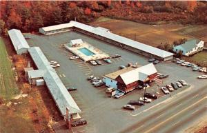 new Hampshire  Salem    Aerial View Fireside Inn Motel