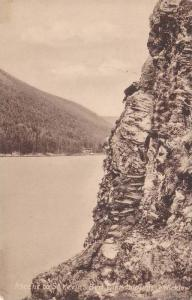 Ascent to St Kevin's Bed, Glendalough, Co, Wicklow , Ireland , 00-10s