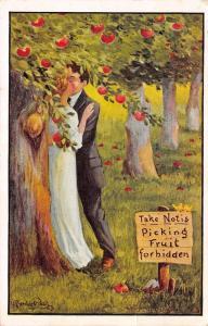 Bernhardt Wall~Romance Under the Apple Tree~Take Notis: Picking Fruit Forbidden