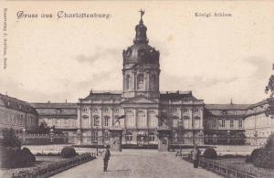 Konigl. Schloss, Gruss Aus Charlottenburg (Berlin), Germany, 1900-1910s