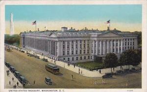 Union Station Treasury Washington D C