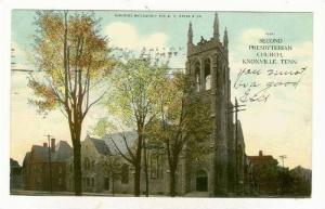 Second Presbyterian Church, Knoxville, Tennessee, PU-1908