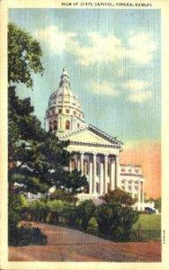 State Capitol - Topeka, Kansas KS