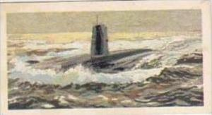 Brooke Bond Vintage Trade Card Saga Of Ships 1970 No 47 H M S Resolution