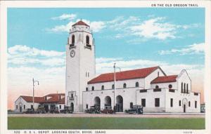 O S L Railroad Depot Boise Idaho