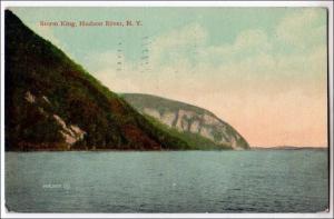 Storm King, Hudson River NY