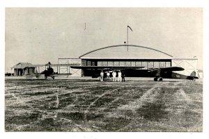ME - Scarborough. Airport, Summer of 1928