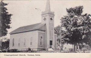 Congregational Church, Nashua,  Iowa, PU-1912