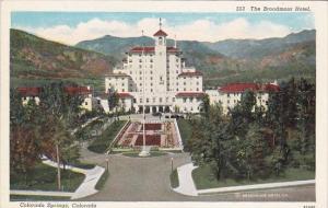Colorado Springs The Broadmoor Hotel
