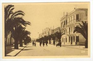 Sousse, TUNIS.- Avenue Krantz, 00-10s