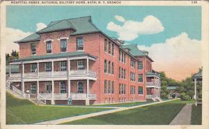 Hospital Annex, National Military Home, BATH, New York, PU-1982