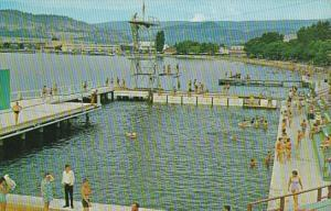 Canada Kelowna Swimming Pool