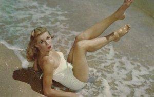 Pin-up girl , 1950-60s ; #16