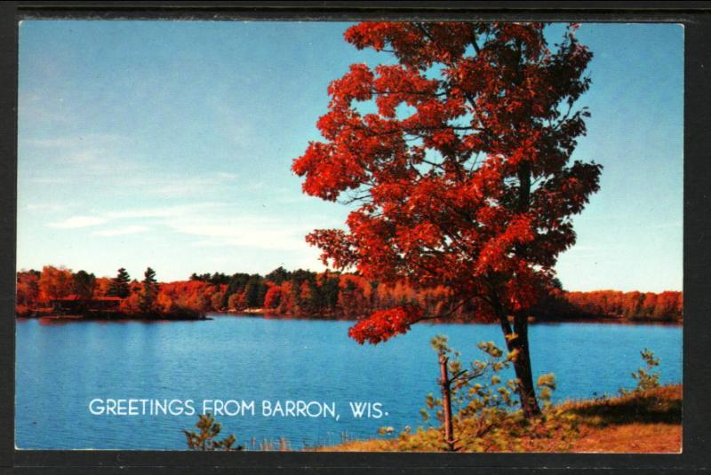 Greetings From Barron,WI BIN