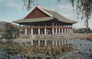 Kyung Hwae Ru, Built During Yi Dynasty, Seoul, South Korea, PU-1975